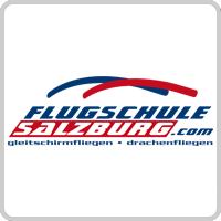 Flugschule Salzburg Logo