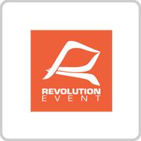 Revolution Event Logo