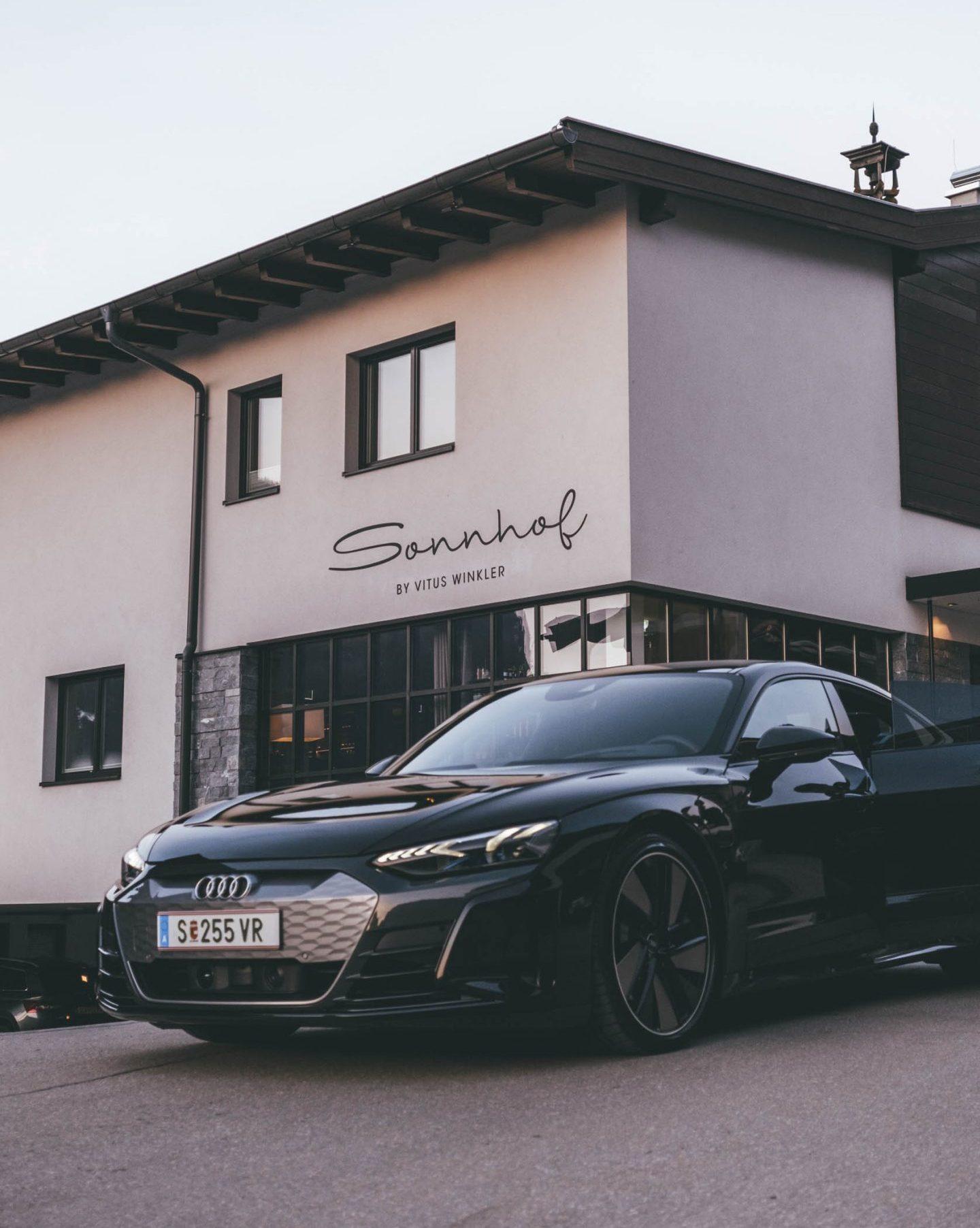 Audi e-Ton GT