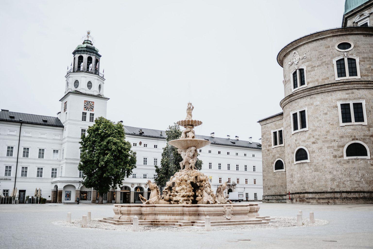Tourismus Salzburg Imagefilm