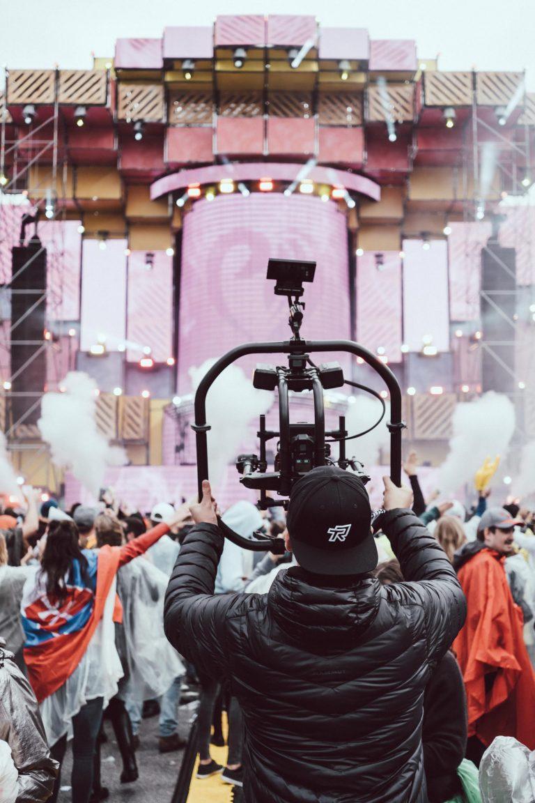 Electric Love Festival 2021 BTS